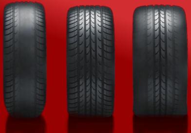 Desgaste irregular en el neumático