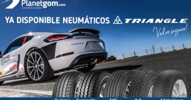 Neumáticos TRIANGLE: ¡Ya disponibles en Planetgom!