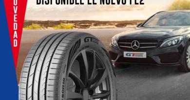 Nuevo FE2 de GT Radial, un neumático de altas prestaciones